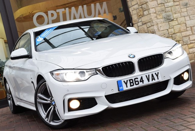 used BMW 420i M SPORT in york-yorkshire