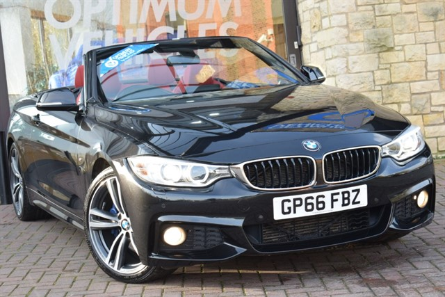 used BMW 420d M SPORT in york-yorkshire