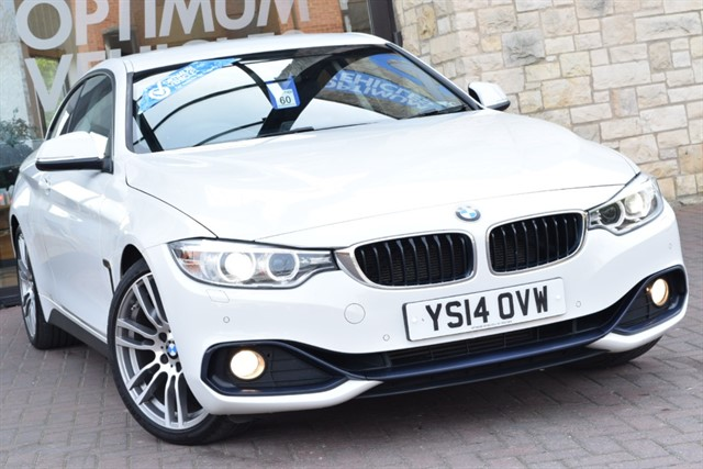 used BMW 420i SPORT in york-yorkshire