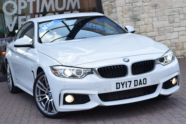 used BMW 430d M SPORT in york-yorkshire