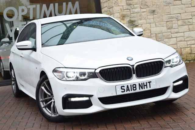 used BMW 520d M SPORT in york-yorkshire