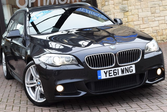 used BMW 530d M SPORT TOURING in york-yorkshire