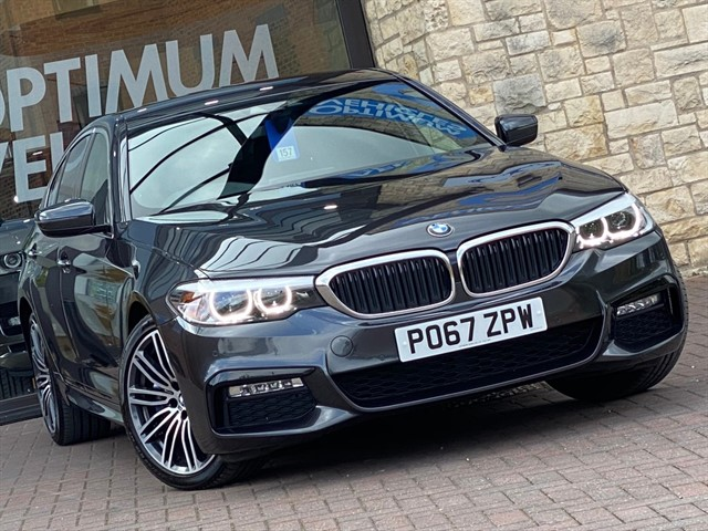 used BMW 530d XDRIVE M SPORT in york-yorkshire