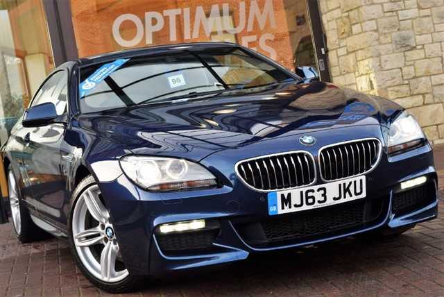 used BMW 640d M SPORT in york-yorkshire
