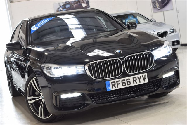 used BMW 730d XDRIVE M SPORT in yorkshire