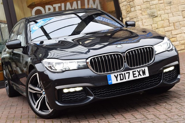 used BMW 730Ld M SPORT in york-yorkshire