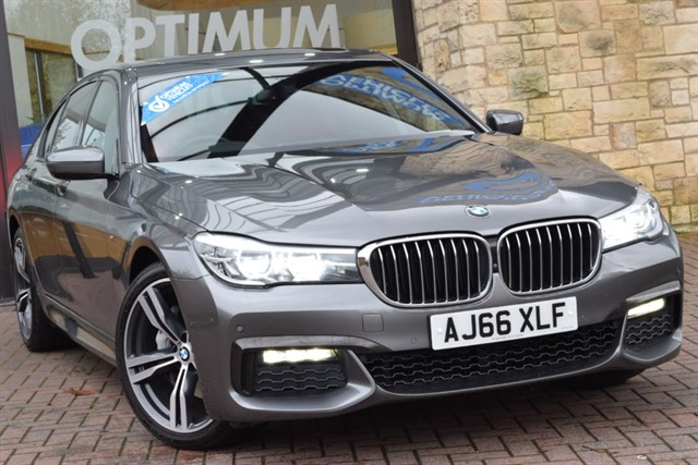 used BMW 730d XDRIVE M SPORT in york-yorkshire