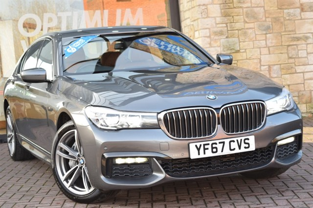 used BMW 730d M SPORT in york-yorkshire