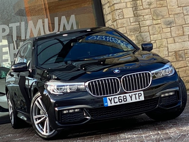 used BMW 740ld XDRIVE M SPORT in york-yorkshire