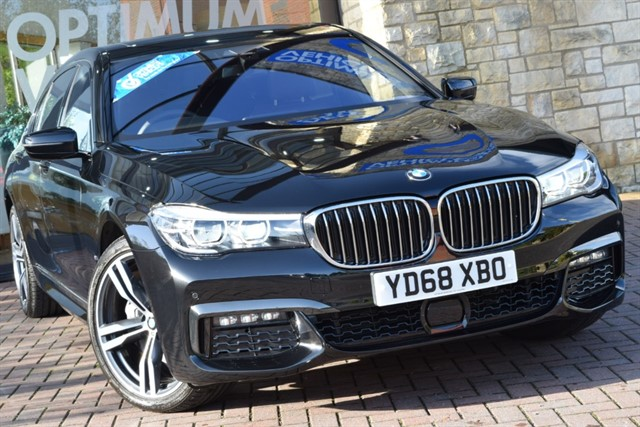 used BMW 740Le 740Le XDRIVE M SPORT in york-yorkshire