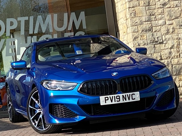 used BMW 840d XDRIVE in york-yorkshire