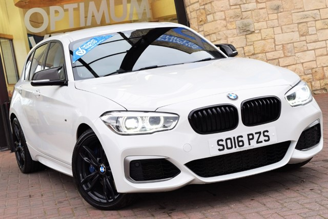 used BMW M140i  in york-yorkshire