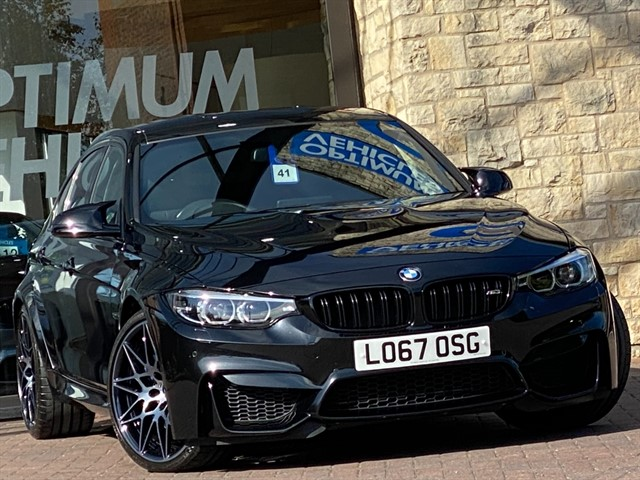 used BMW M3 COMPETITION PACKAGE in york-yorkshire