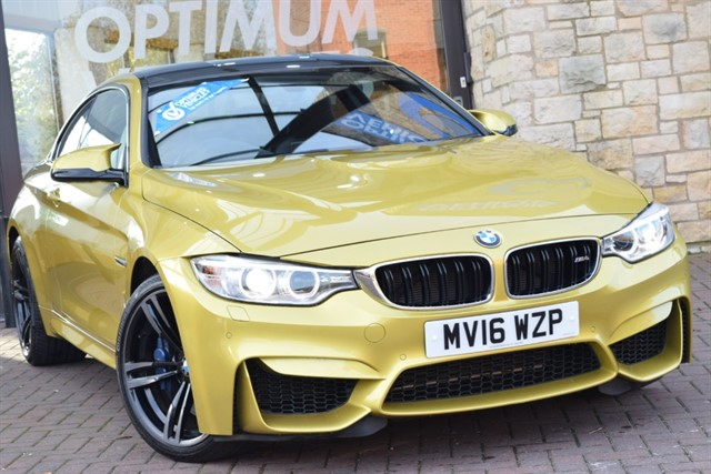 used BMW M4  in york-yorkshire