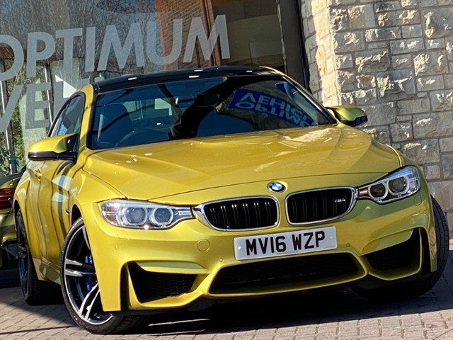 used BMW M4 3.0 BiTurbo DCT in york-yorkshire