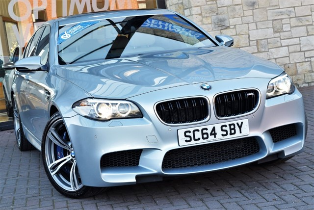 used BMW M5 M DCT in york-yorkshire