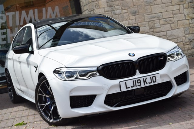 used BMW M5 COMPETITION in york-yorkshire