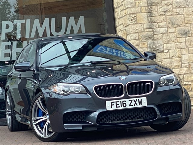 used BMW M5 4.4 V8 M DCT in york-yorkshire