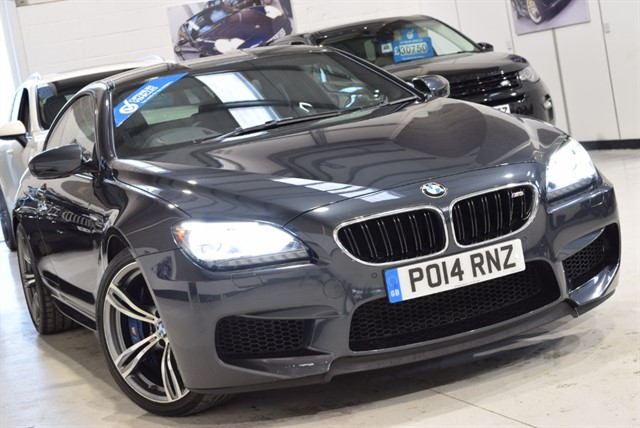 used BMW M6  in yorkshire