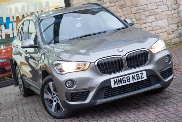 used BMW X1 XDRIVE18D SE in york-yorkshire