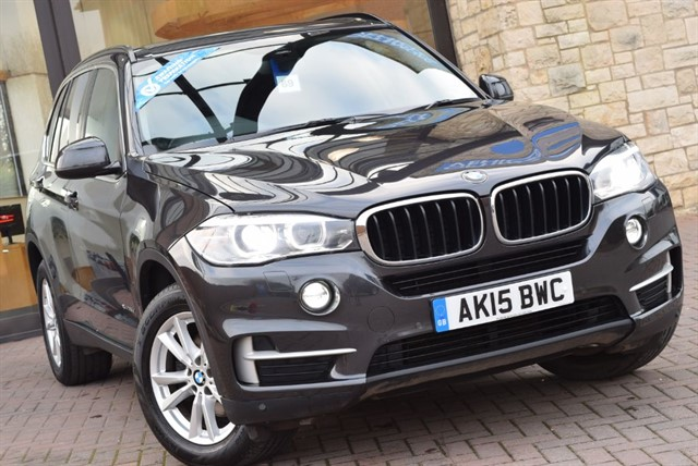 used BMW X5 XDRIVE25D SE in york-yorkshire