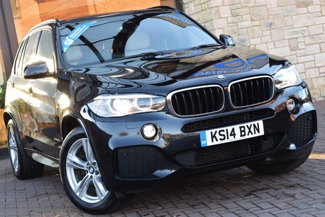 used BMW X5 XDRIVE30D M SPORT in york-yorkshire
