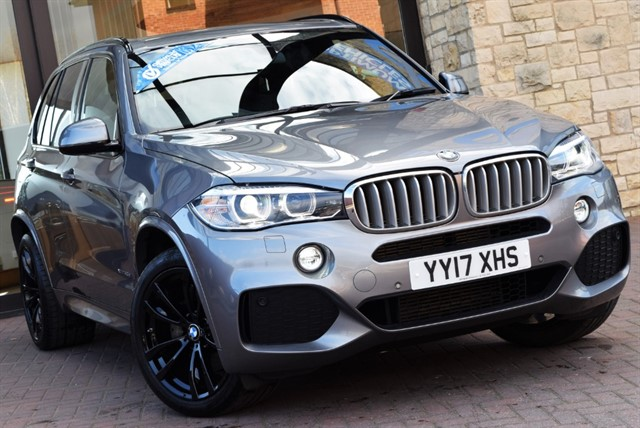 used BMW X5 XDRIVE40E M SPORT in york-yorkshire