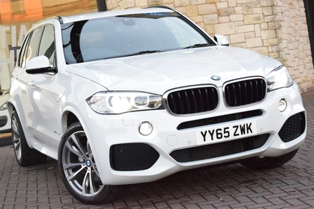 used BMW X5 XDRIVE25D M SPORT in york-yorkshire
