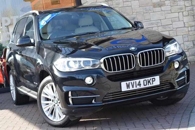 used BMW X5 XDRIVE30D SE in york-yorkshire