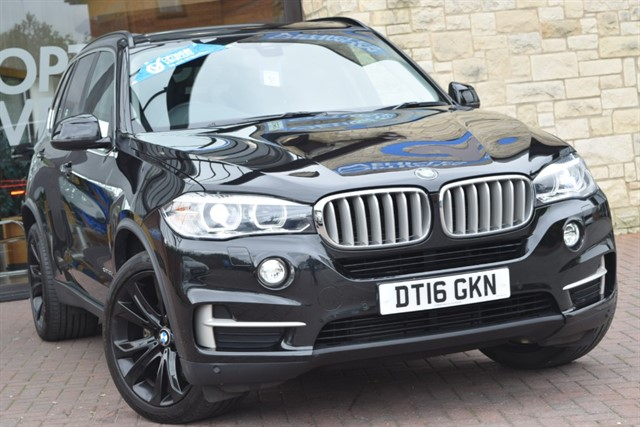 used BMW X5 XDRIVE40E SE in york-yorkshire