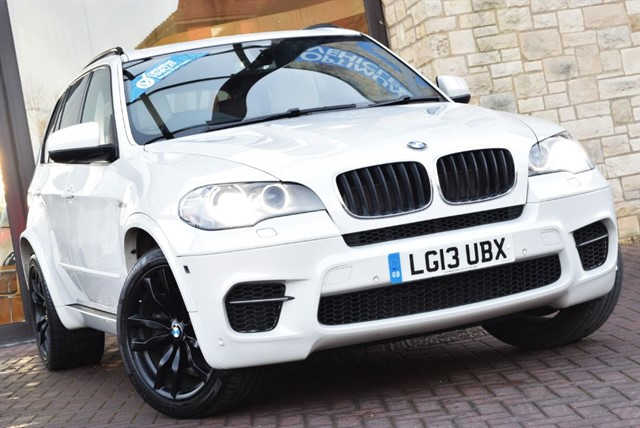 used BMW X5 M 50D in york-yorkshire
