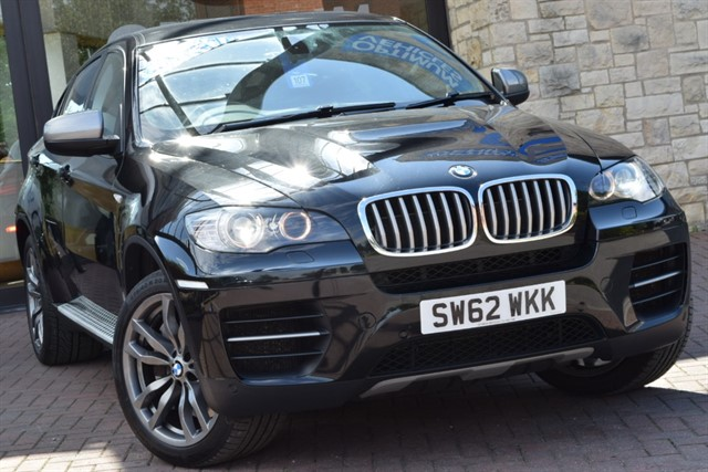 used BMW X6 M50D in york-yorkshire