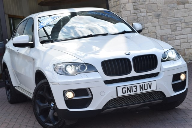 used BMW X6 XDRIVE30D in york-yorkshire