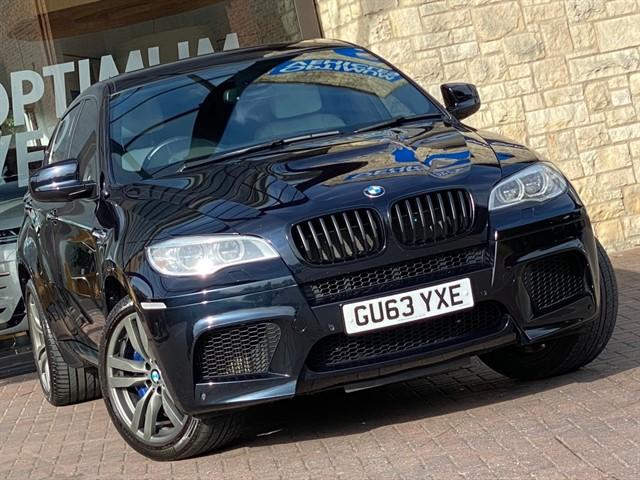 used BMW X6 M Turbo in york-yorkshire