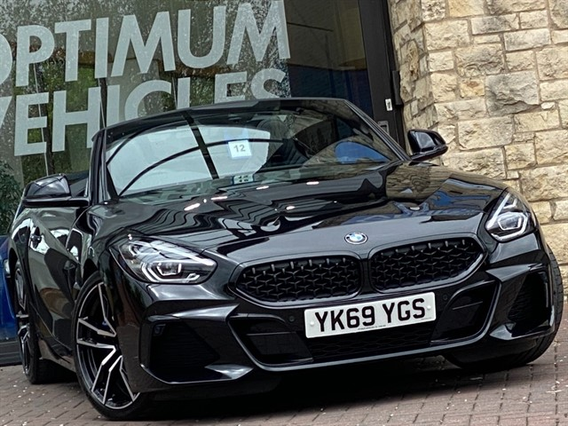 used BMW Z4 SDRIVE 20I M SPORT in york-yorkshire