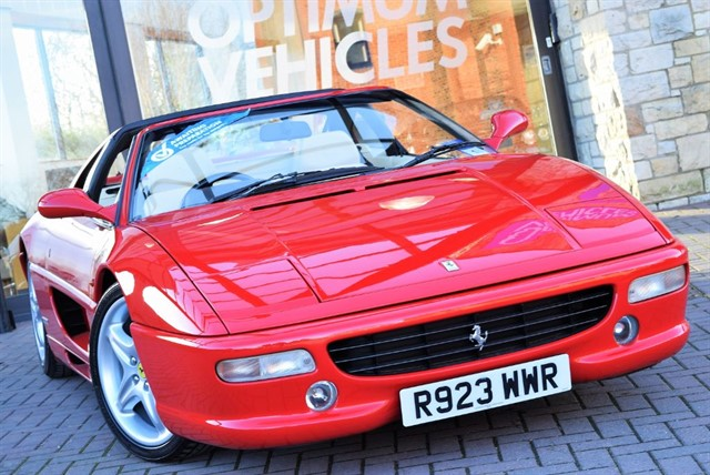 used Ferrari F355 355 GTS TARGA in york-yorkshire