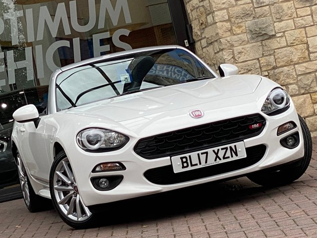 used Fiat  SPIDER MULTIAIR LUSSO in york-yorkshire