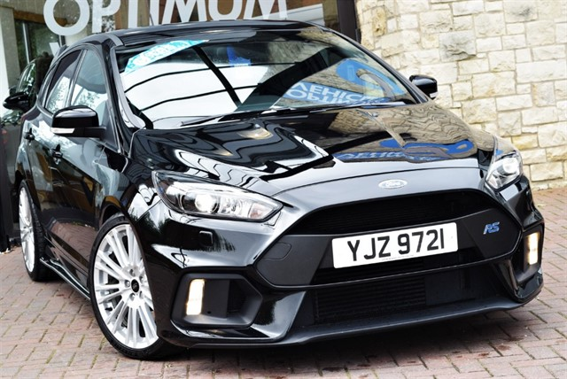 used Ford Focus RS in york-yorkshire