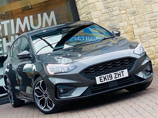 used Ford Focus ST-LINE X in york-yorkshire