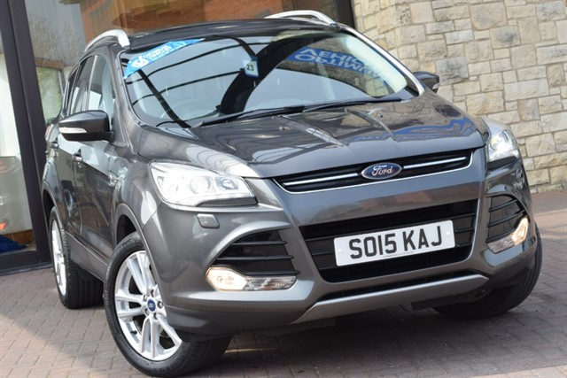 used Ford Kuga TITANIUM X SPORT TDCI in york-yorkshire