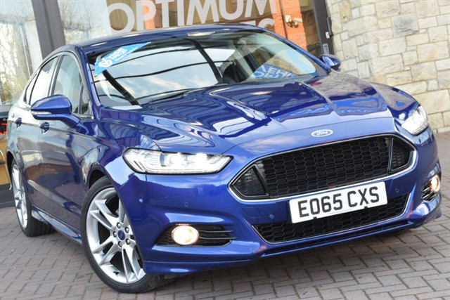 used Ford Mondeo TITANIUM in york-yorkshire