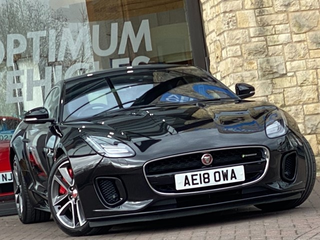 used Jaguar F-Type I4 R-DYNAMIC in york-yorkshire