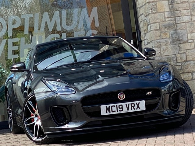 used Jaguar F-Type V6 CHEQUERED FLAG in york-yorkshire