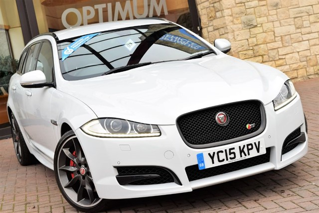 used Jaguar XF D V6 S PORTFOLIO SPORTBRAKE in york-yorkshire