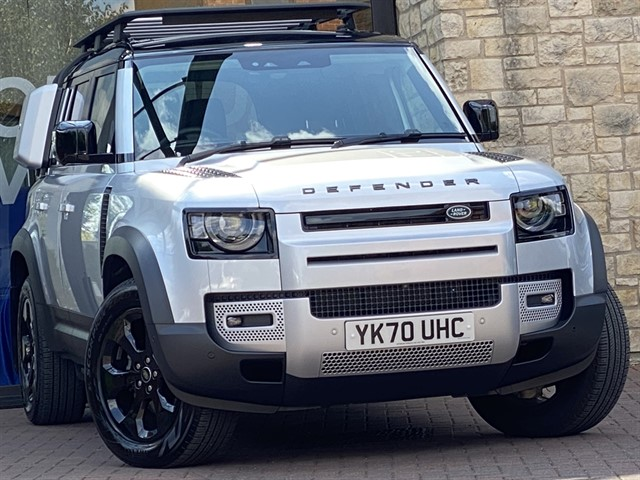used Land Rover Defender 110 HSE in york-yorkshire