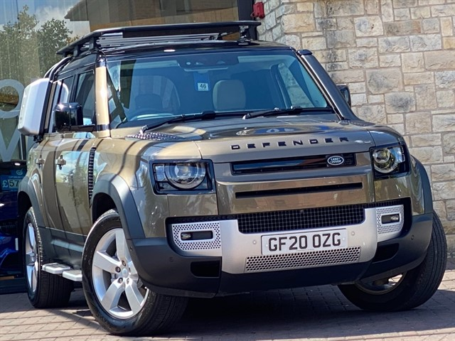 used Land Rover Defender FIRST EDITION in york-yorkshire
