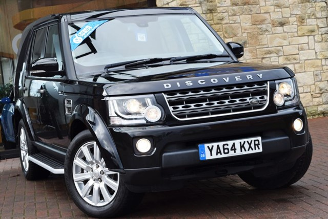 used Land Rover Discovery SDV6 SE in york-yorkshire