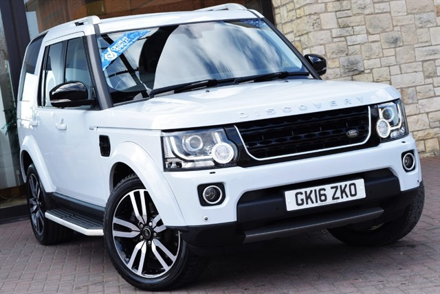 used Land Rover Discovery SDV6 LANDMARK in york-yorkshire