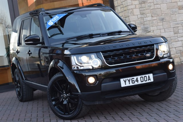 used Land Rover Discovery SDV6 SE TECH in york-yorkshire