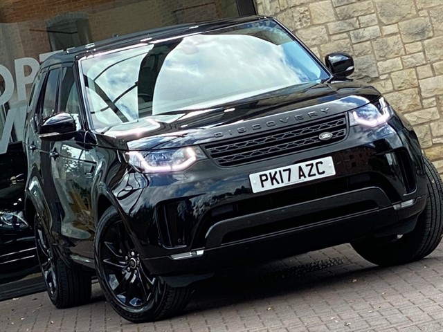 used Land Rover Discovery SD4 HSE in york-yorkshire